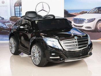 Mercedes benz s600 12v kids ride on battery powered wheels for Mercedes benz remote start app