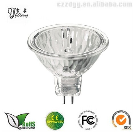Popular lamp heat 35W MR16 halogen light bulb