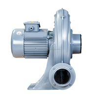 medium pressure centrifugal industrial fans and blowers