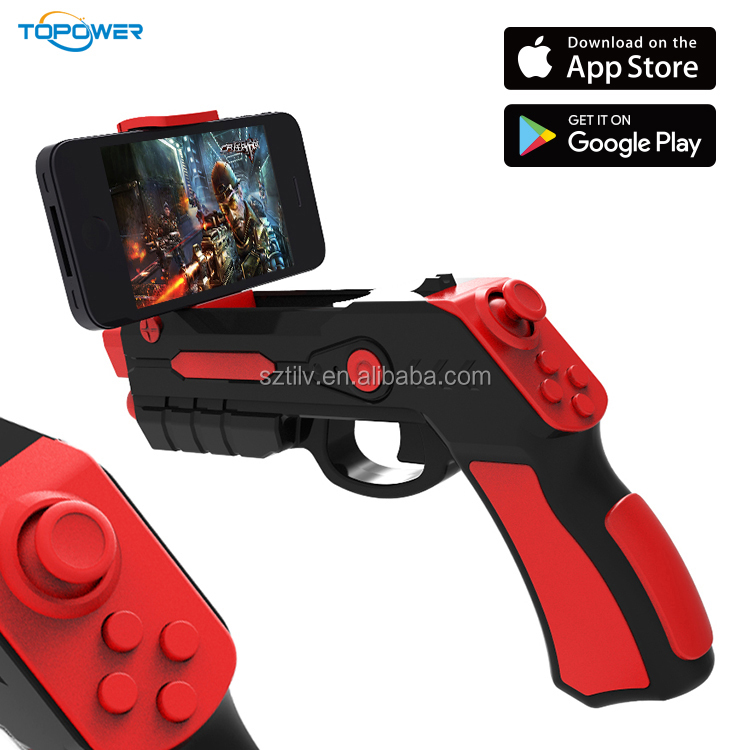 Popular Electric Assemble Plastic Imitation Sniper Guns and Weapons for Android iOS iPhone Phones