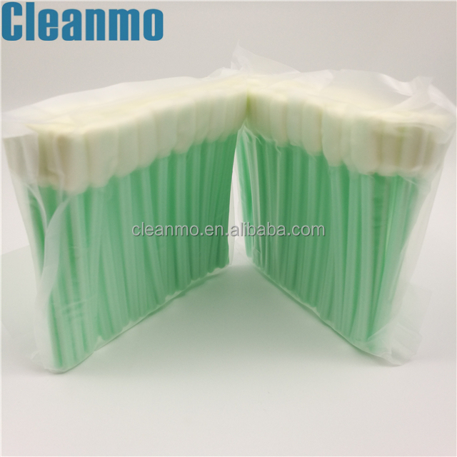 Manufacturer Factory Foam Tip Cleaning Swabs General-purpose Cleanroom Sponge swab 712 for PCB LENS