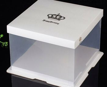 Design Your Own Cake Box : 6