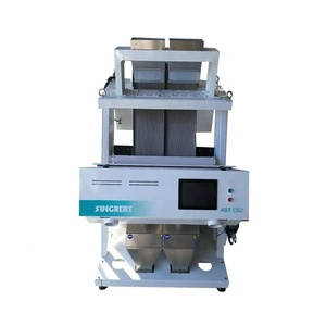 The Right Price Intelligent Electronic Pine Nuts Color Sorter Machine