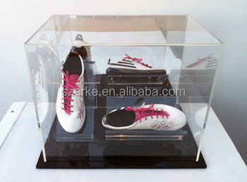 customized acrylic football boots display boxacrylic shoes storage case & Customized Acrylic Football Boots Display BoxAcrylic Shoes Storage ...