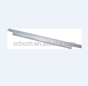 Kitchen cabinet aluminum door handle