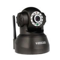 Wanscam Jw0009 Wireless IP Pan/tilt/ Night Vision Internet Surveillance Camera IP SD Two-way Audio Support Iphone Ipad Andriod