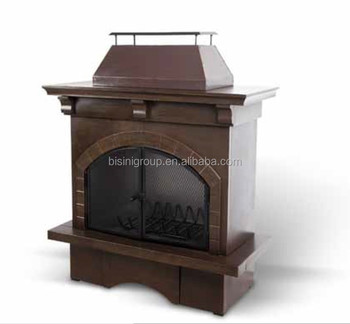 Wood Burning Outdoor Fireplace Bf10 M699 Buy Outdoor