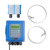 Holykell LCD  Display Clamp On Ultrasonic Flowmeter Price