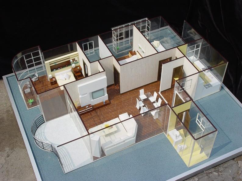 Building Model Maker Unit