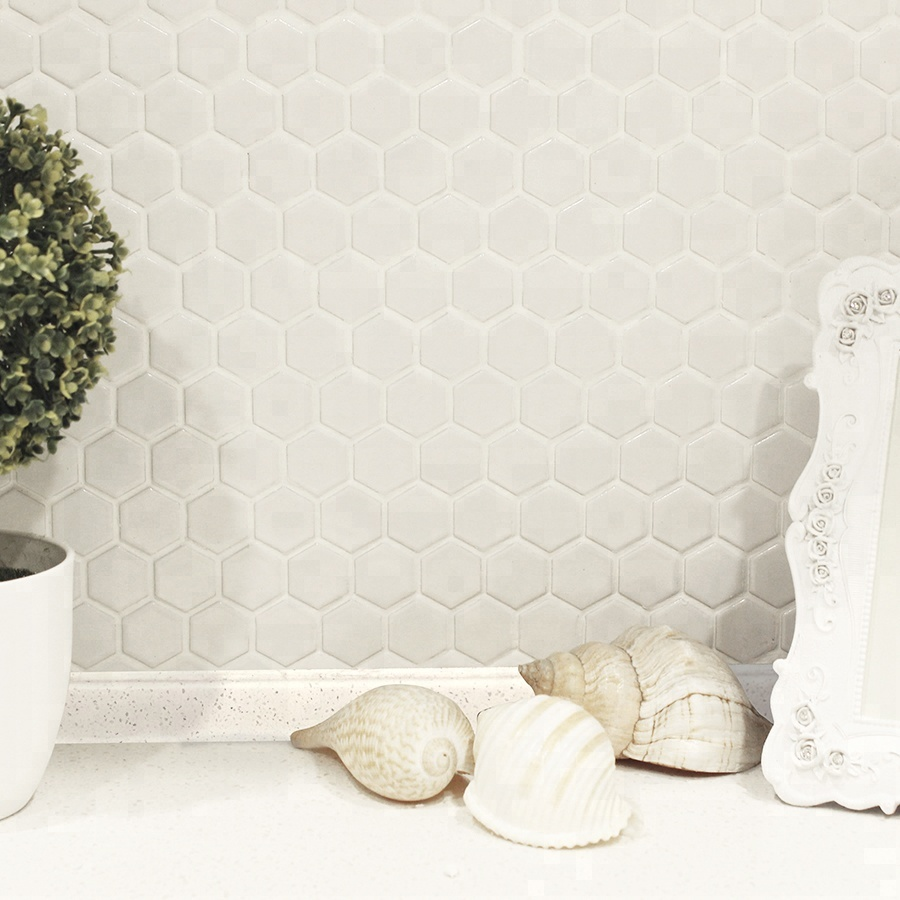 Grossiste mosaique salle bain blanche-Acheter les meilleurs ...