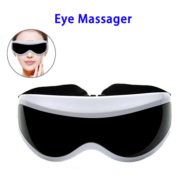 Electric Eye Care Massage Machine with 22 Health Care Magnet to Relieve Eye Fatigue