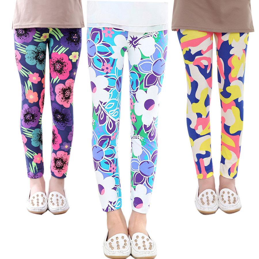 554a795c8b957 Baby Kids Children Printing Flower Classic Leggings Pants Girls Leggings  2-14 Year Baby Girl Leggings - Buy Leggings,Girl Leggings,Baby Leggings ...