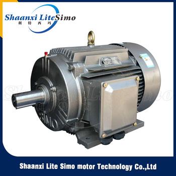 4 pole three phase induction ac vibrator motor 30kw buy for Three phase four pole ac induction motor