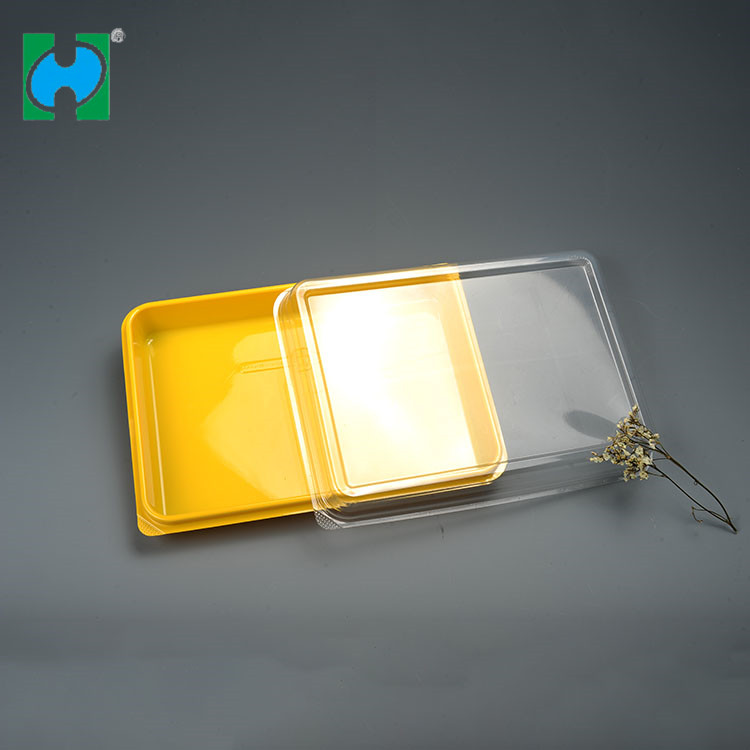 Wholesale Custom Storage Plastic Storage Container Disposable Food Plastic Container With Lid