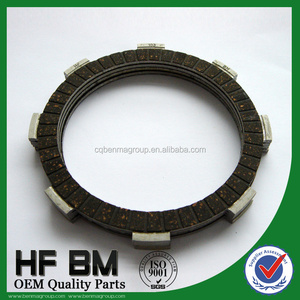 Motorcycle Clutch Plate / Clutch Disc (CG125 / CD100 / CGL125/TMS125 / XL125/RTR) for 100CC