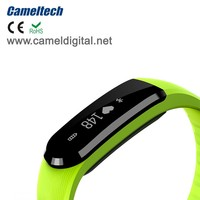 New design bluetooth smart wristband programmable digital watches