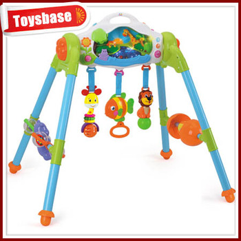 Baby Play Activity Gym Fitness Baby Play Activity Frame Gym - Buy ...