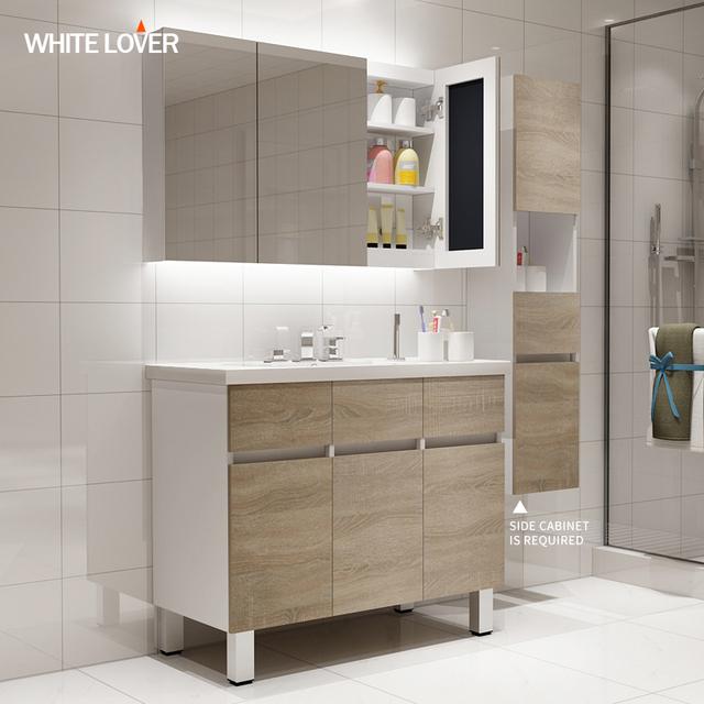 Luxury Bathroom Cabinets Solid Wood