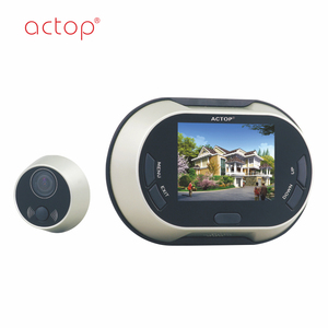 2018 New Outdoor Doorbell Camera door eye peephole viewer for home and hotel security