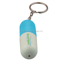 Plastic material pill shape hospital medical promotion gift usb flash drive with custom logo printing and optional capacity