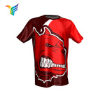 2019 China Online Shopping Sublimation Apparel Dry Fit Mens T shirt