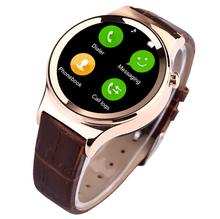 New Watch Gear G2 Smartwatch Bluetooth 4.0 Wristwatch 2.0MP Camera Fitness Tracker Heart Rate Monitor Pedometer Sleep Tracker