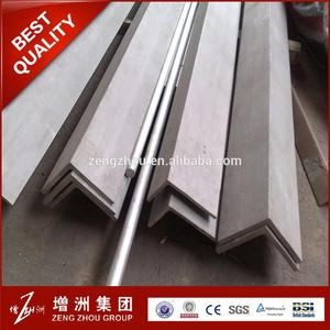 factory price aluminum angle bar sizes philippines angel iron steel angle iron with holes
