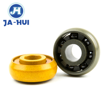 odm acid resistant high performance Thermoplastic PEEK ball bearing for semi