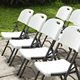 Wholesale Plastic Chairs Used Wedding Folding Chair HY-Y60B