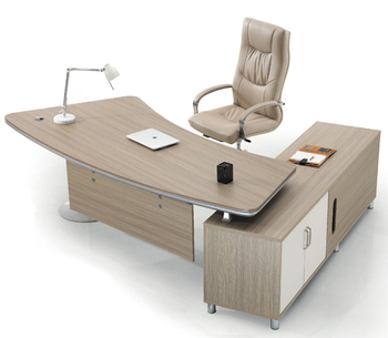 Modern luxury big lots Melamine desk Foshan factory office furniture