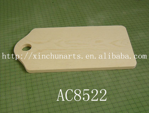 Cheap wooden cutting board for kitchen or resterant