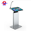Electronic teaching educational equipment school science digital podium lectern