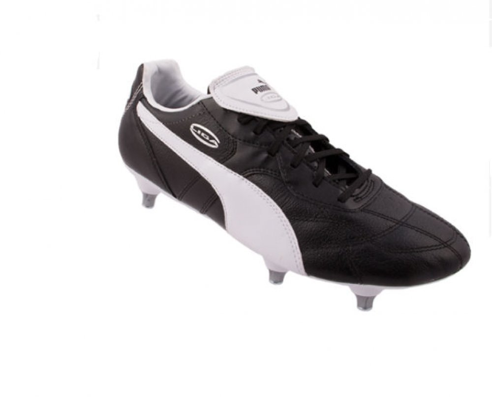 Get Quotations · Puma Liga Classico SG Football Boots (Black) 81cb1e2d7