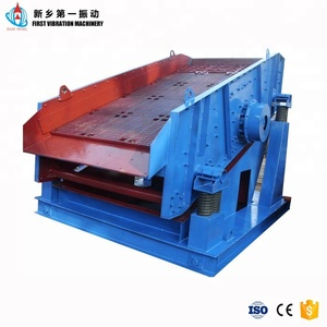 YK Circle Vibrating Screen for iron mining chrome ore