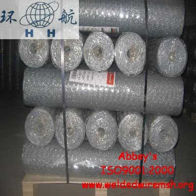 Galvanized Iron Hexagonal Mesh(factory)