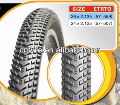 26inch bicycle tyre 26x2.125(57-559)