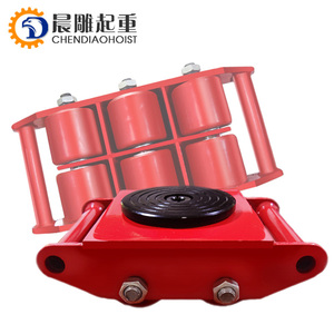 Cargo Moving Transport Small Cargo Carrying Tank Trolley