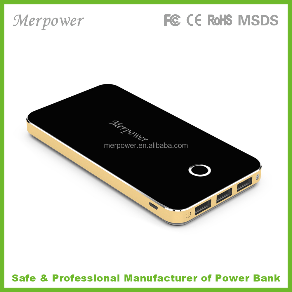 Shenzhen manufacturer Mobile phone accessories,mobile power supply,10000mah portable mobile power bank