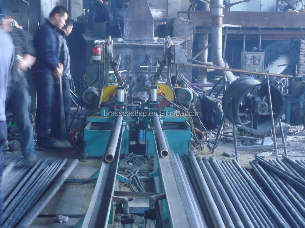 Brass Rod Horizontal Continuous Casting Production <strong>Line</strong>