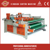 Semi-auto Folder Gluer Machine/ glue machine in resongable price