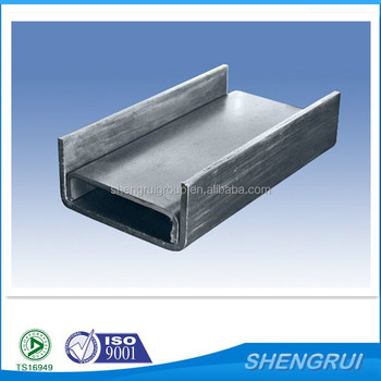 Good Quality U Channel And Mild Steel Price Structural Steel