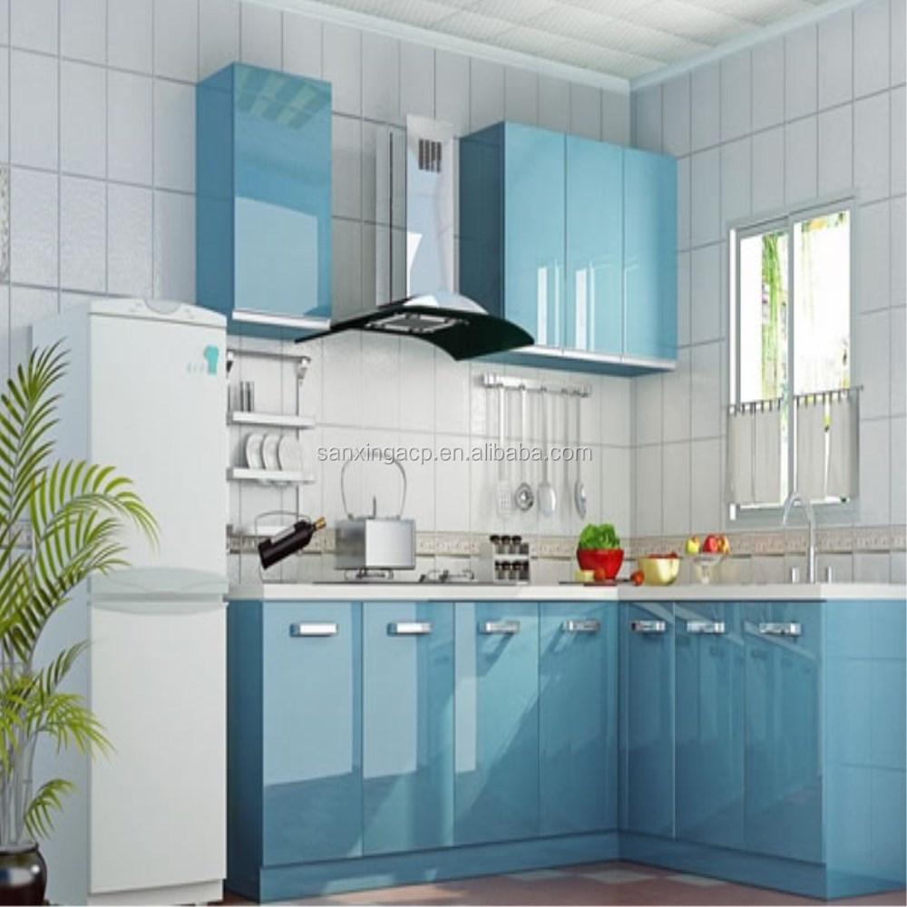 Acp Aluminium Composite Panel For Kitchen Cabinets Wholesale ...