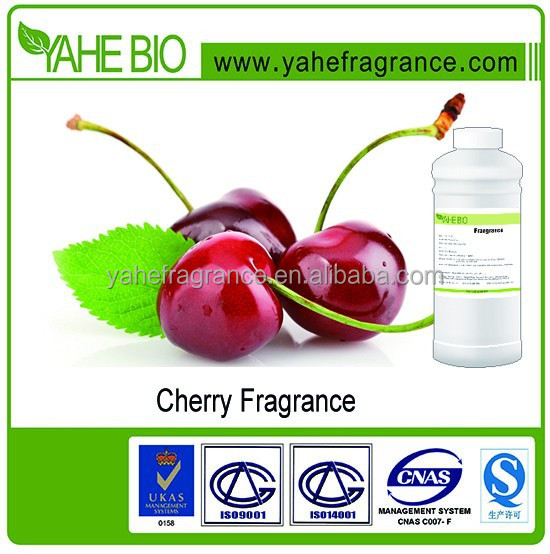 Cherry fragrance for freshener, craft candle and cosmetic with powerful R&D