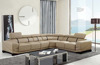 Bisini Living Room Italian Design Sofa Furniture, L Shape Dubai Sofa