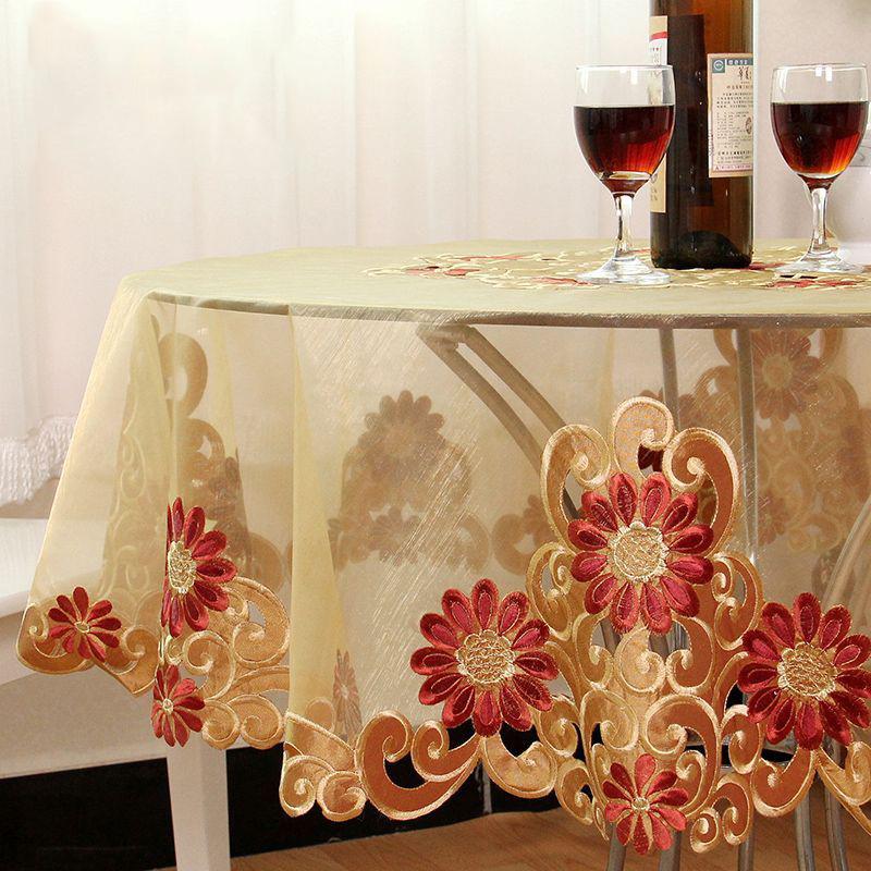 Popular Vintage Floral Tablecloths Buy Cheap Vintage