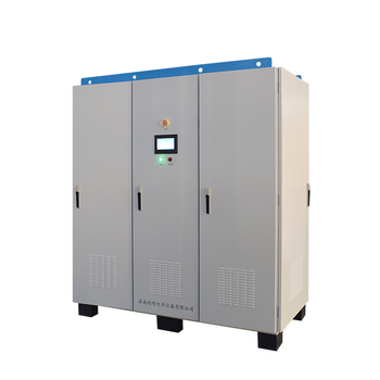 500KVA AC to AC inverter Variable frequency power source inverter  three phase in and three phase out