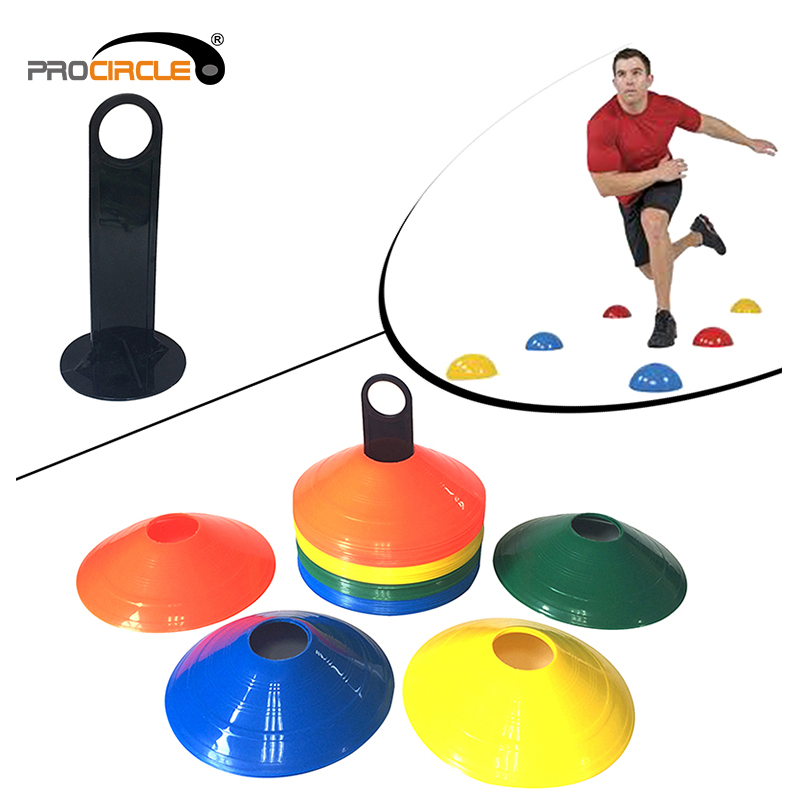 ProCircle Sporttraining Agility Cone Voetbal Apparatuur Voetbal Disc Kegels