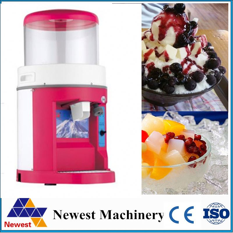 2016 hot sales used shaved ice machines for sale/snow ice shaver machine 12v ice maker/ice shaver for commercial use
