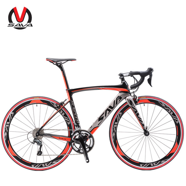 SAVA fashion high quality OEM logo manufacturer direct best road bike, Black grey red;black white orange;black white red