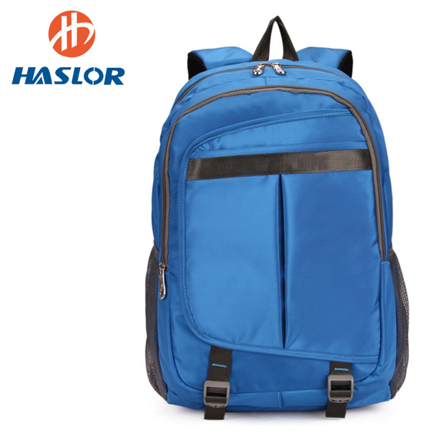 75db67c0bc Factory hot sale school teenager casual travel backpacks with custom logo